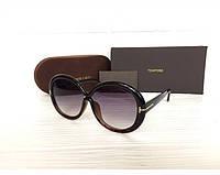 Женские солнцезащитные очки в стиле Tom Ford (710)