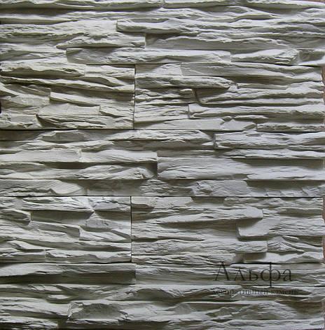 Декоративный камень Сланец Белый, фото 2