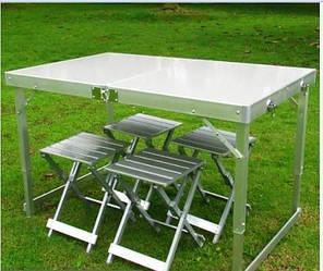 Набір для пікніка стіл+4стільця VIP