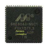 Микросхема 88e8040-nnc1, Marvell