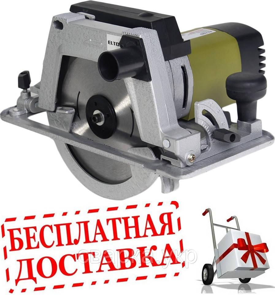 Пила дисковая Eltos ПД-210-2350 переворотная
