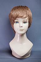 Натуральный парик №8,цвет темно-русый