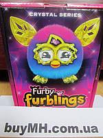 Ферби ферблинг кристальный (розовый/голубой) Furby Furblings Crystal Series (Pink/Blue)