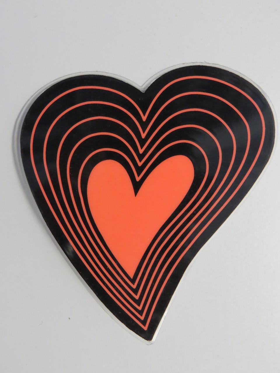 Підсвічування серце світиться 12В 16 режимів