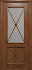 Двери CROSS C-012.S01, полотно, шпон, срощенный брус сосны , фото 2