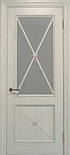 Двери CROSS C-012.S01, полотно, шпон, срощенный брус сосны , фото 3