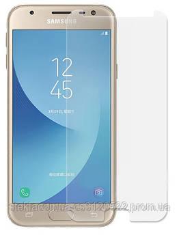 Защитное стекло 2.5D Samsung J4 2018