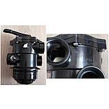 """Верхний шестипозиционный клапан Pentair Tagelus 2"""", фото 5"""