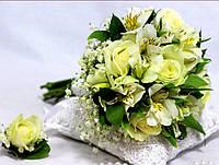Свадебный букет 165