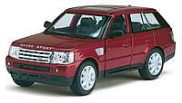 Автомодель Металлическая 1:38 Range Rover Sport KT5312W Kinsmart