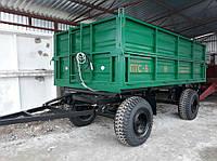Тракторные прицепы 2ПТС4-2ПТС6