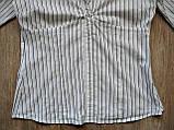 Женская блузка рубашка Бренд s.Oliver Размер 44 Б/У , фото 3