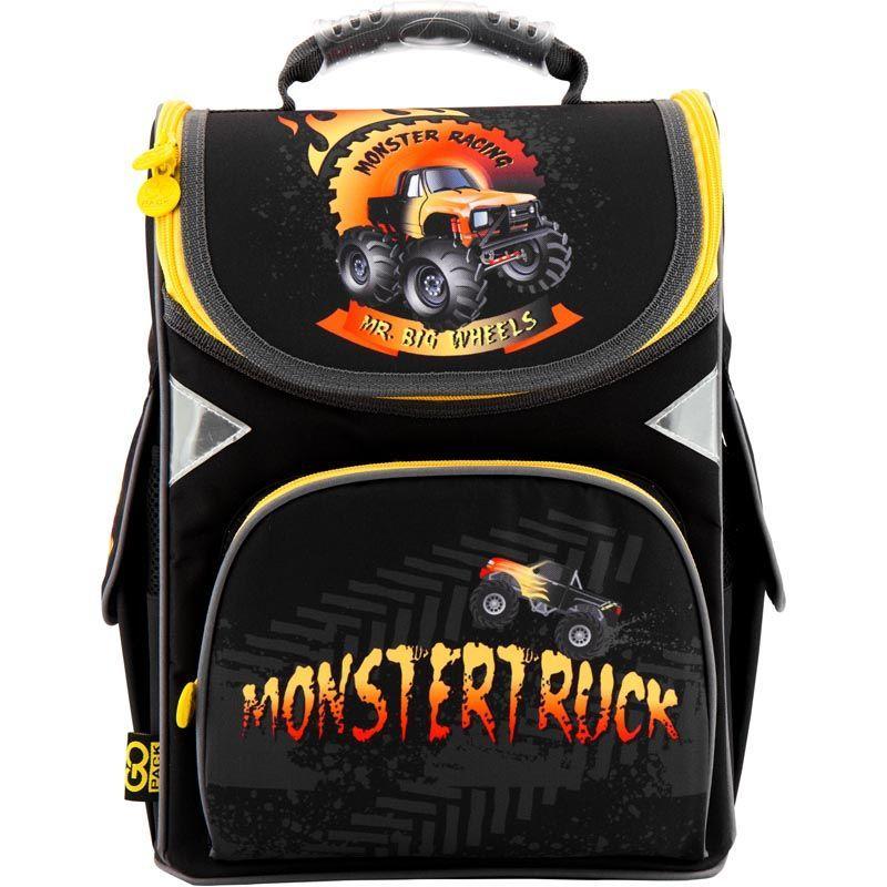 Рюкзак школьный каркасный Gopack GO18-5001S-15