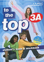 To the Top 3A SB+WB with CD-ROM with Culture Time for Ukraine, фото 1