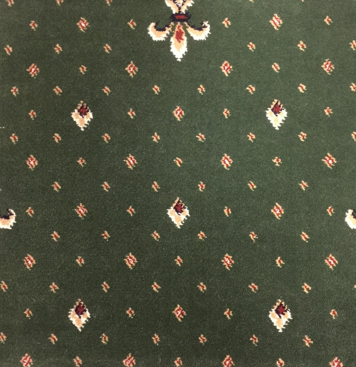 Ковролин Balta Wellington Зеленый