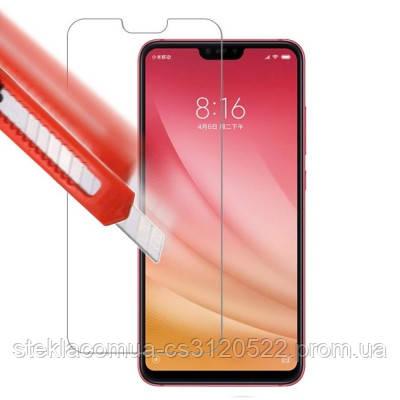 Защитное стекло 2.5D Xiaomi Mi 8 Lite