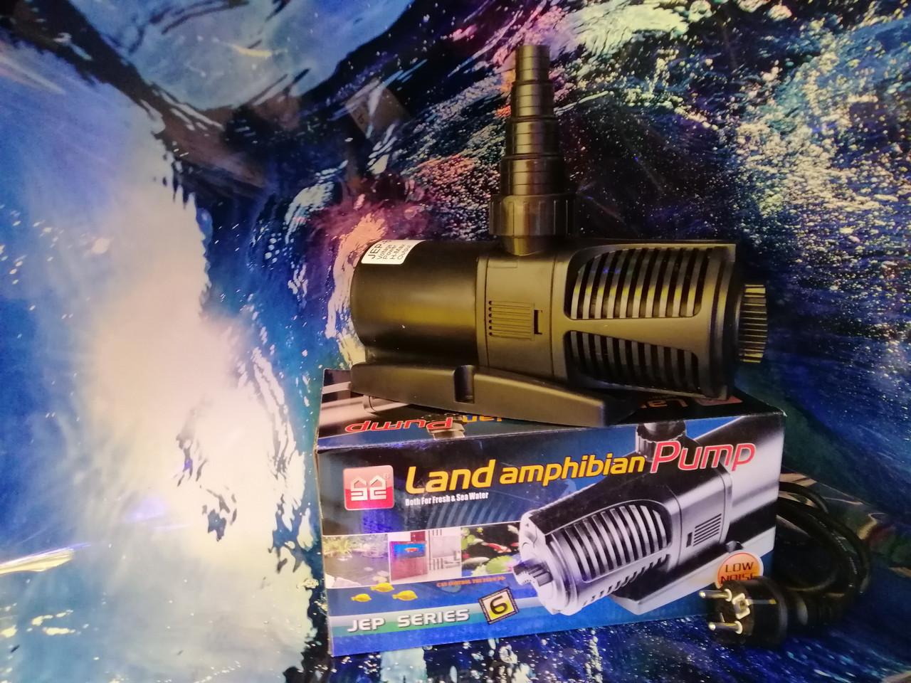 Фонтанный насос SunSun JEP - 15000, 15000l/h, 220W, 5.2метра с регулировкой мощности