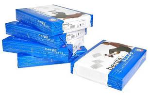 Папір Berga Speed A4 80 g/m2 white 500 аркушів