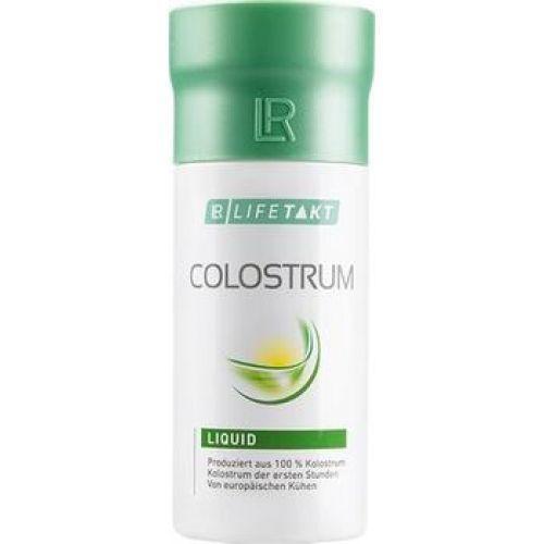 LR LIFETAKT Колострум жидкий 125 мл на основе коровьего молозива для поддержания защитных сил организма.