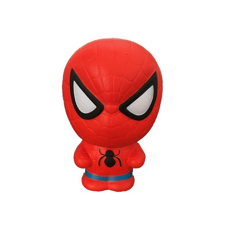 Мягкая игрушка антистресс Сквиши - Человек Паук (AS-2006)