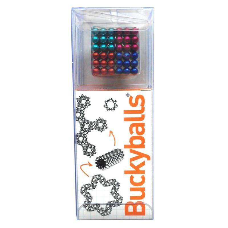 Конструктор-головоломка Неокуб 216 шариков 5 мм Rainbow (KN-1991), фото 1