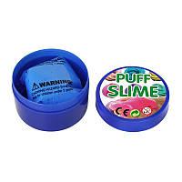 Жвачка для рук Puff Slime 90 г - синяя (PS-1901), фото 1