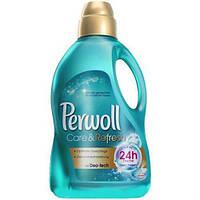 """Гель для стирки Perwoll """"Care & Refresh"""" Уход и освежающий эффект (3,6л.)"""