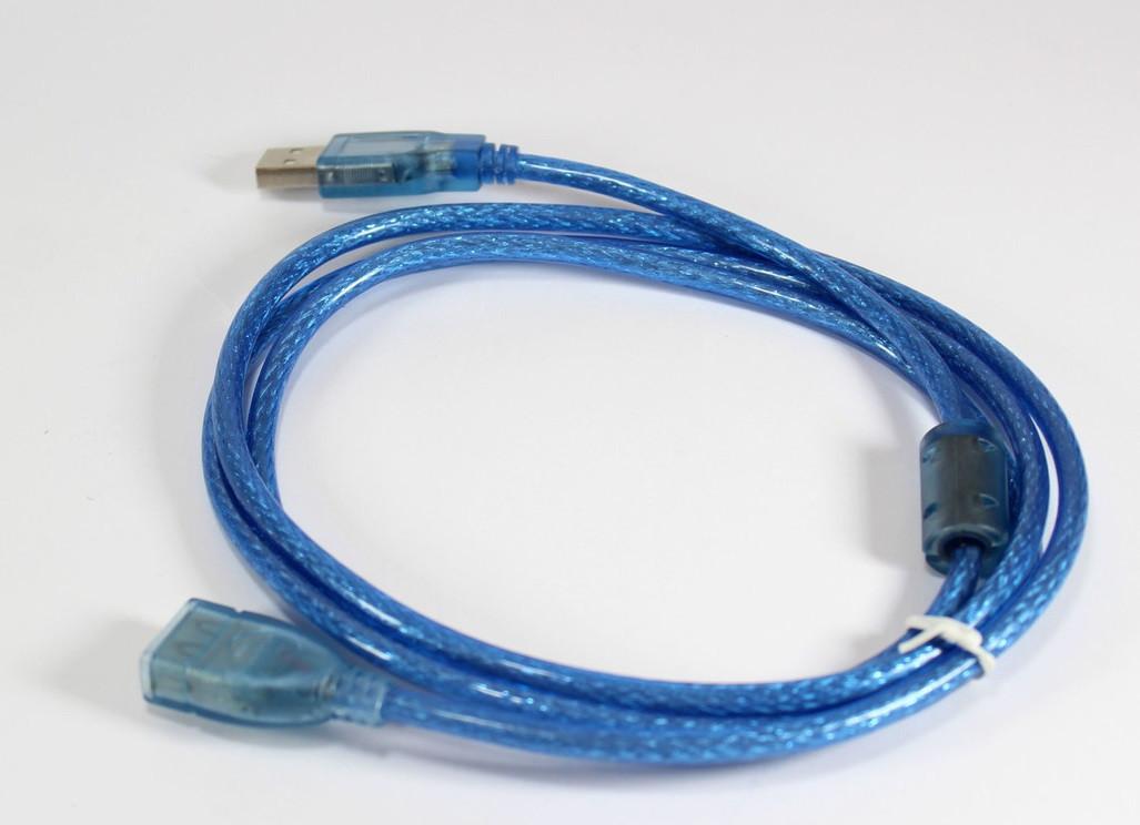 Удлинитель USB 2.0 a/f 1.5m