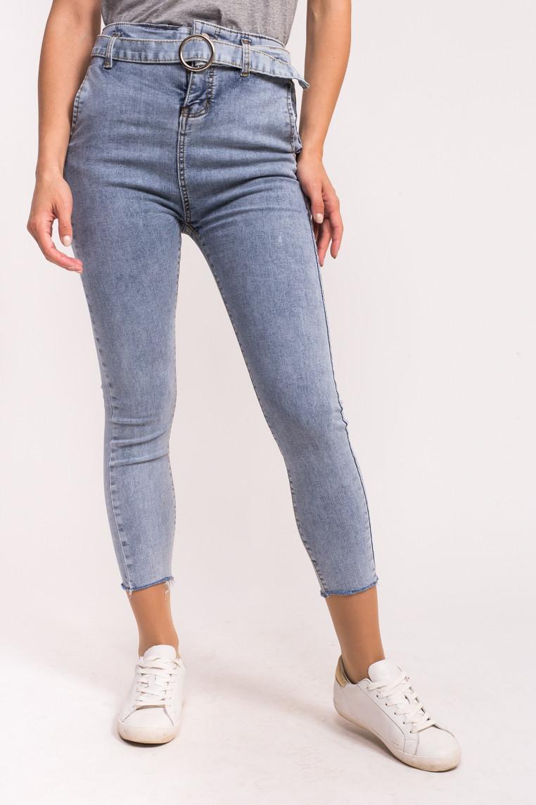 Женские стрейчевые джинсы M-M - джинс цвет, M (есть размеры)