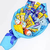 Букет из шоколада / букет из сладостей / букет для ребёнка / букет из конфет / набор сладостей / сладкий букет