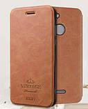 Чохол-книжка MOFI Vintage Series для Xiaomi Redmi 6 brown, фото 2