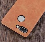 Чохол-книжка MOFI Vintage Series для Xiaomi Redmi 6 brown, фото 4