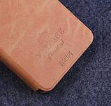 Чехол-книжка MOFI Vintage Series для iPhone 7 / iPhone 8 brown, фото 4