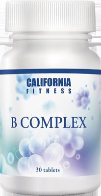 B-Complex B-комплекс (30 таблеток)