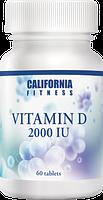 Vitamin D 2000 IU Витамин D (60 табл.)