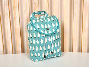 """Детский рюкзак """"Пингвины"""""""