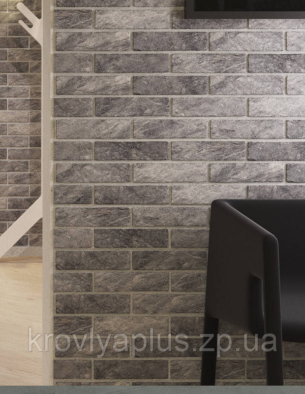 Brickstyle -  Коллекция  клинкер London antracit / антрацит