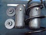 Усилители пружин пневмо пневмоподушки пневмобалоны Great Wall Hover, Geely MK, Ssang Yong Kyron, фото 7