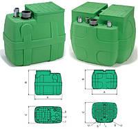Автоматическая канализационная насосная станция Green Box 200l+DVX 150 M Sea-Land (Италия)
