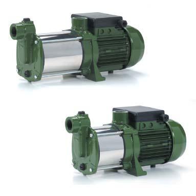 Багатоступінчастий насос 100 MK M 230 V 0,74 кВт Sea-Land (Італія)