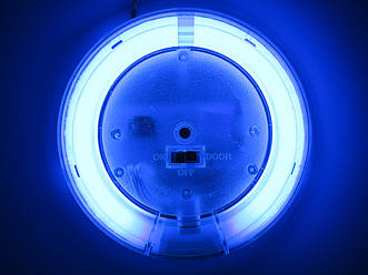Подсветка салона автомобиля неоновая синяя J6011