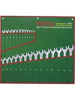 Набор ключей комбинированных Toptul 26 ед. 6-32 (полированных) GAAA2603