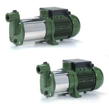 Многоступенчатый насос MK 120 M 230 V 0,88 кВт Sea-Land (Италия), фото 2
