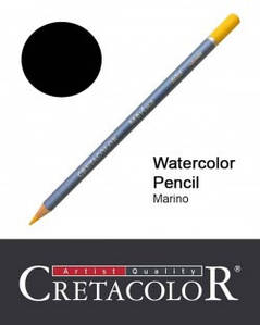 Карандаш акварельный Черный, Cretacolor