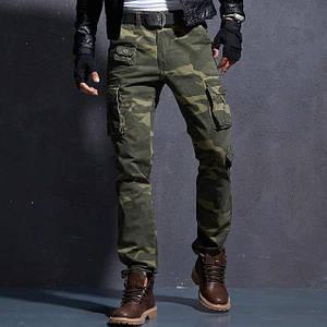 Тактические зимние брюки