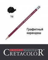 Карандаш графитный 7B, Cretacolor