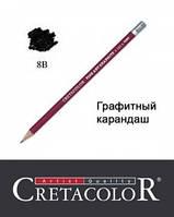 Карандаш графитный 8B, Cretacolor