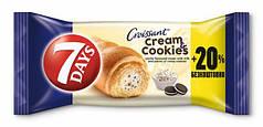 """""""7 Days"""" Круассан MAX-МИДИ Ваниль с кусочками шоколадного печенья 110г"""