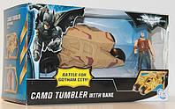 Бэйн и Камо Тумблер из к-ф Бэтмен Возрождение Легенды - Bane, Camo tumbler, Mattel - 143349