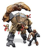 Конструктор-набор Хало Заражение Управление Циклопами,46 дет - Halo,Flood Infected Cyclops,Mega Bloks - 143520